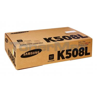 SAMSUNG CLP-620ND TONER CARTRIDGE BLACK 5K